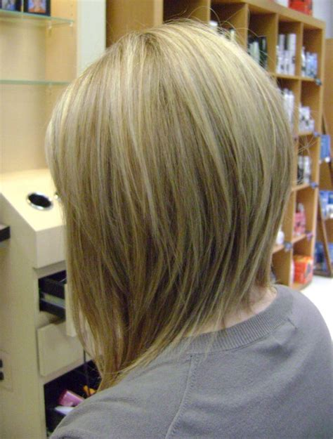 medium bob haircuts back view medium lenght hair style wedge back autos weblog