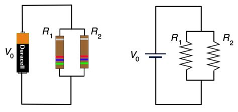 resistors connected in parallel circuit umdberg exle resistors in parallel