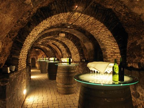 Wine Cellar Creations - cut and cover wine caves 187 advantages