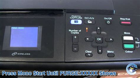how to reset brother dcp j100 printer how to reset purge counter on brother dcp j315w printer