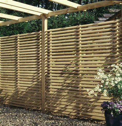 claustra jardin pas cher brise vue bois croisillon