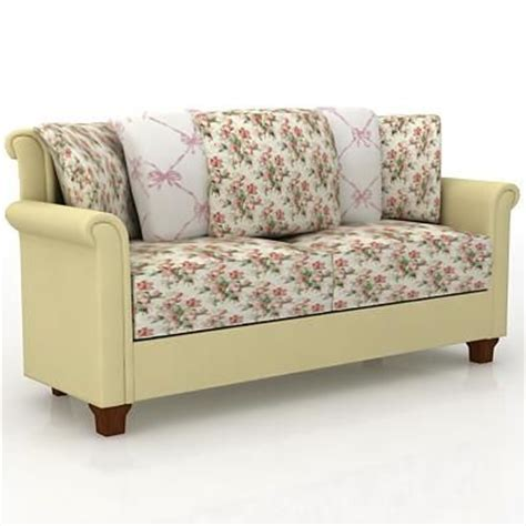 Country Style Sofa Country Couches Furniture Slip Covered Country Style Sofa