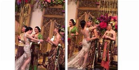gambar kebersamaan rafi dan gigi foto dan video resepsi pernikahan raffi ahmad dan nagita