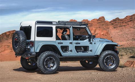 jeep concept 2017 moab easter jeep safari 2017 6 concepts le auto