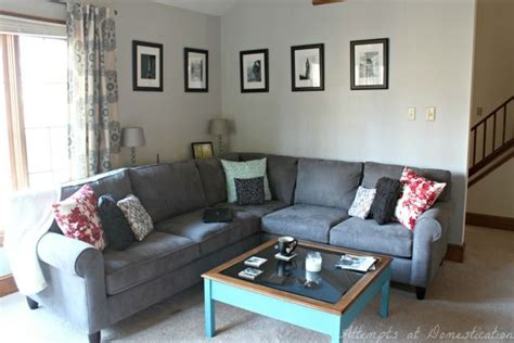 havertys amalfi sectional haverty s amalfi sectional in charcoal furniture pinterest