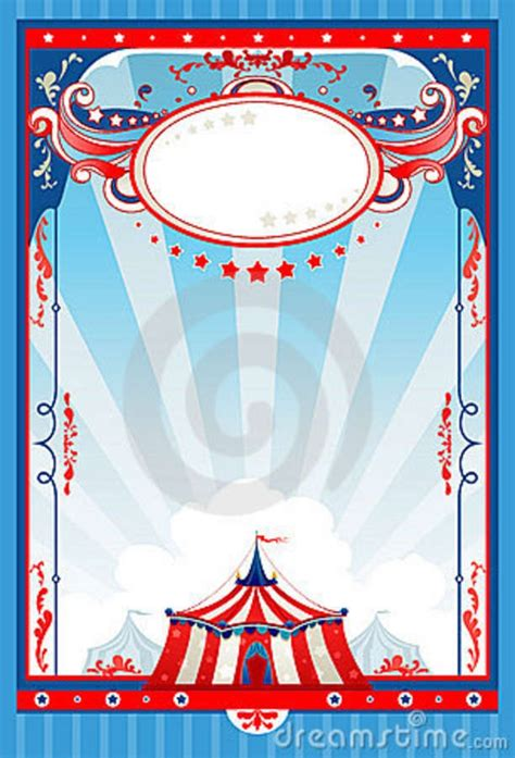 carnival poster template pin by carol thomson on circus club
