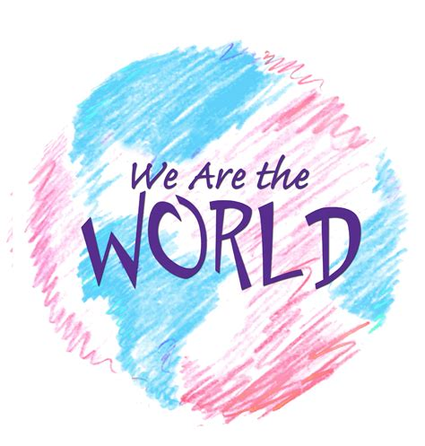 we are in we are the world unit 1 unite