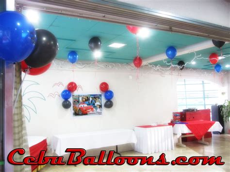 Balloon Simple Decoration by Simple Balloon Decorations