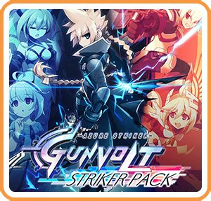 Kaset 3ds Azure Striker Gunvolt Striker Pack azure striker gunvolt striker pack for nintendo switch nintendo details