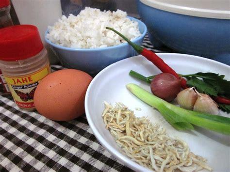 Minyak Goreng Curah Di Medan nasi goreng teri medan dapur kosan