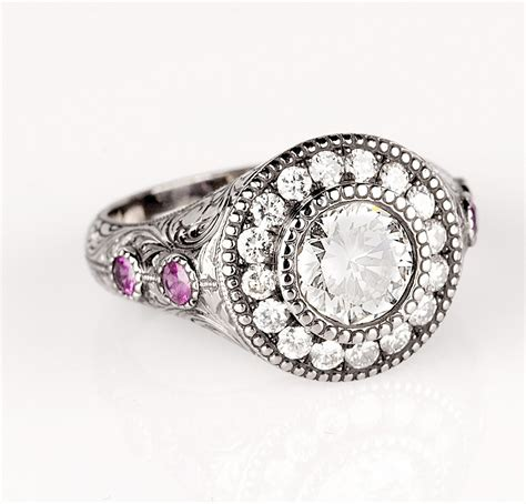 81 wedding ring before engagement ring before and
