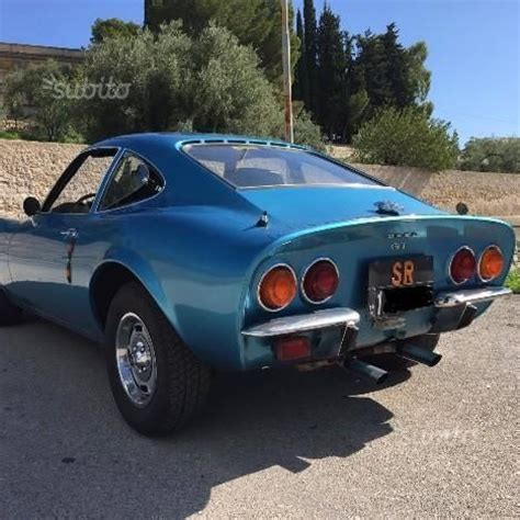 Opel Gt 1900 by Sold Opel Gt 1900 Anni 70 Used Cars For Sale Autouncle