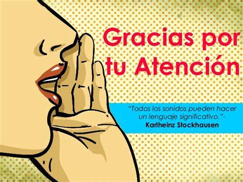 imagenes de frases que digan gracias por su atencion the gallery for gt gracias por tu atencion
