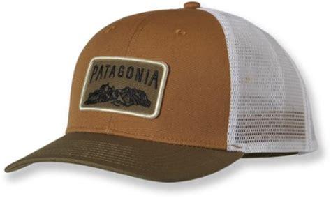 patagonia climb a mountain trucker hat rei