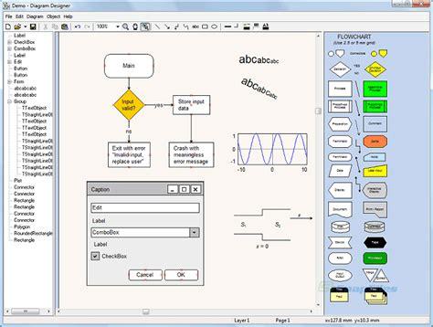 diagram designer diagram designer screenshot and at snapfiles