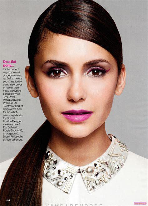 Glam Hair Quiz by Usa November 2012 Dobrev Photo 32362983