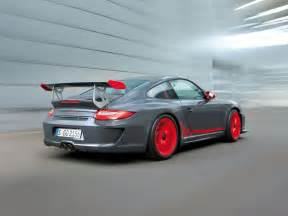 Porsche Gt3 Rs4 0 The Porsche 911 Gt3 Rs 4 0 Is Development