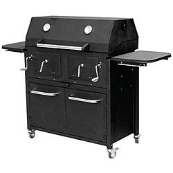 backyard classic professional charcoal grill