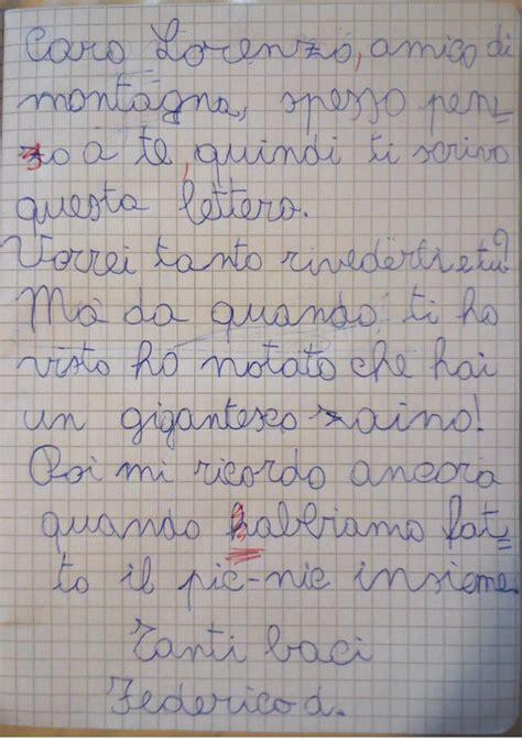 lettere a un amico lettera all amico della montagna