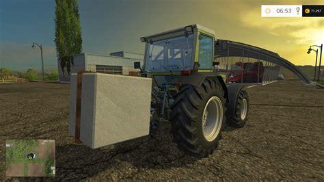 home made ls diy concrete 1500 kg v 1 0 mod ls2015 mod
