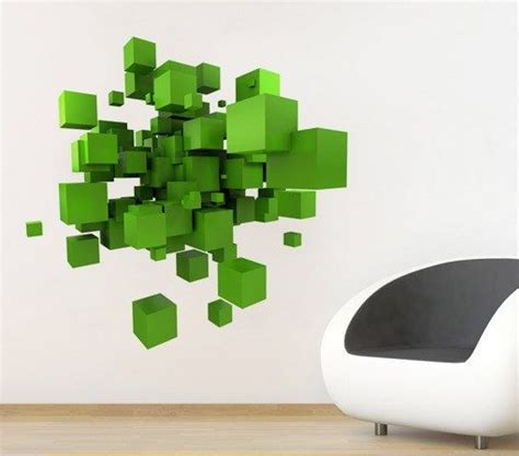 Wallsticker 3 D 7 best images about 3d wall stickers on