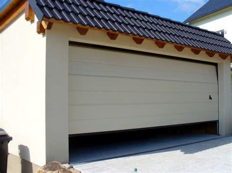 pultdach garage garagen passend zum haus carport scherzer