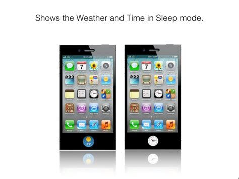 iphone 5 design uses a touch home button with switchable