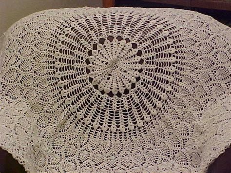 pattern crochet round tablecloth crocheted round tablecloth pattern 171 patterns
