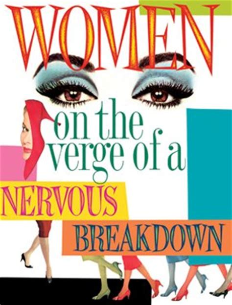 Was On The Verge Of Nervous Breakdown by On The Verge Of A Nervous Breakdown Shows