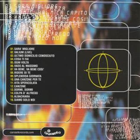 vasco sar 224 migliore cd 2005 compilation re release