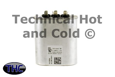 run capacitor what is it lennox 78h20 dual run capacitor