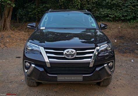 All New Fortuner Grill Depan Activo Front Grill Activo toyota fortuner official review team bhp