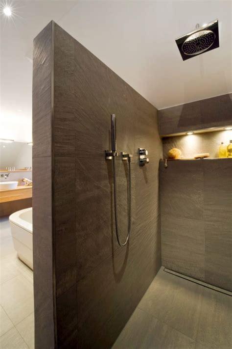 Offene Dusche Ohne Glas by Walk In Duschen In Top Design 15 Beispiele Die Beeindrucken