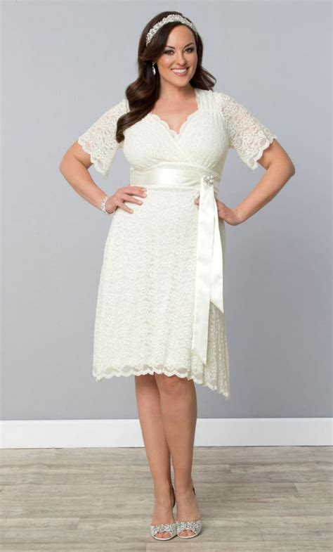31 best plus size wedding dresses images on Pinterest