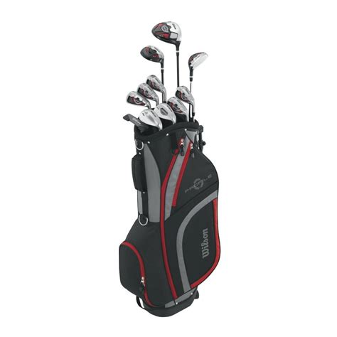 best prices on golf clubs wilson mens complete golf club sets for best prices
