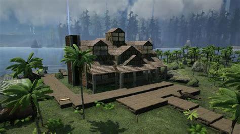 ark house design xbox one ark survival evolved huge house design video games ps4