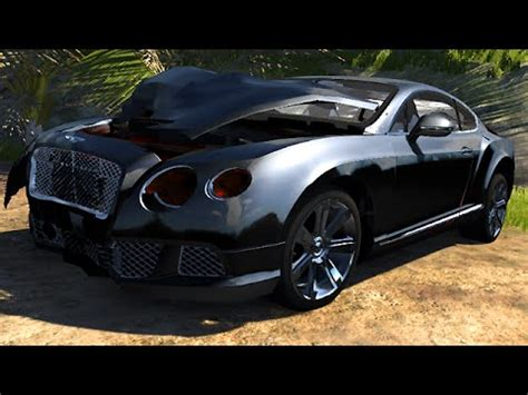 captainsparklez car crashing my new bentley youtube