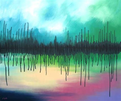 imagenes abstractas modernas hd cuadros modernos pinturas y dibujos paisajes abstractos
