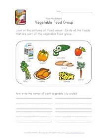 food groups worksheets free images