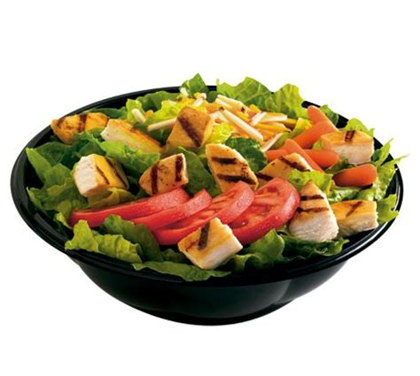 Backyard Burger Salad Calories Chicken Garden Burger And 300 Calories On