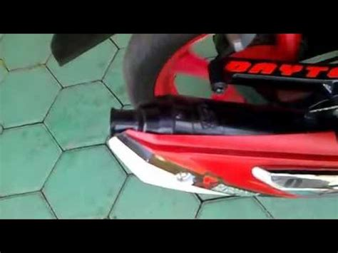 Knalpot Tusikigi Knalpot Standar Racing Beat Mio Vario Fino Scoopy knalpot cms beat doovi