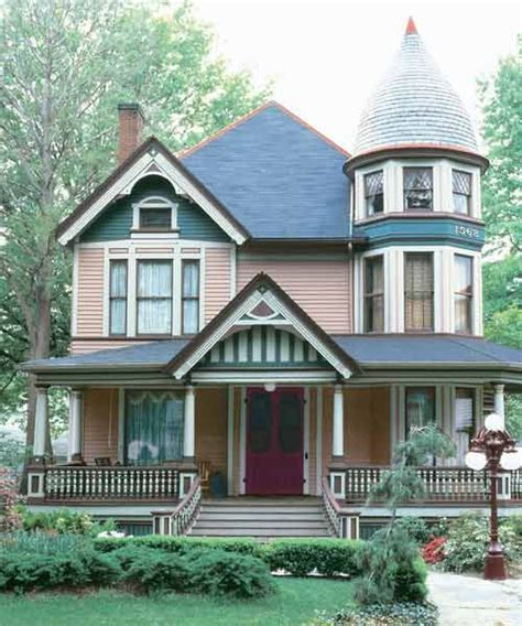 paint color ideas for ornate houses