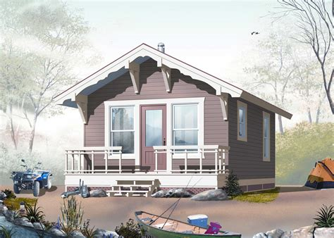 vacation cottage plans small home plans home design dd 1902