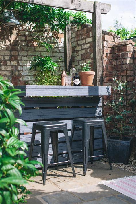 laurens house diy garden bar garden bar backyard