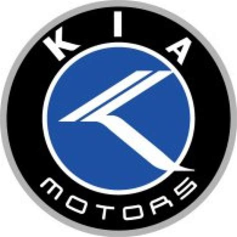 logo kia kia k logo the wheel