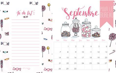 Calendrier à Imprimer Septembre 2015 Calendriers Mensuels Septembre 2015 224 Imprimer