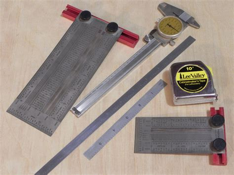 woodworking measuring tools woodworking tools for measuring and layout dan s hobbies