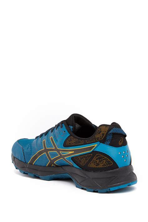 Sepatu Lari Running Asics Gel Sonoma 3 Carbon Black Original Murah asics gel sonoma 3 running shoe nordstrom rack
