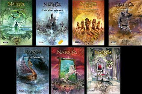 libro the chronicles of narnia colecci 243 n las cr 243 nicas de narnia c s lewis 7 libros nuevos u s 60 00 en mercado libre