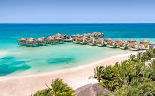 mexico bungalow resorts luxury overwater bungalows in mexico mexcation
